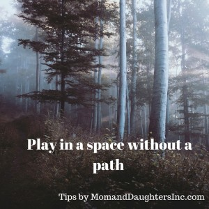 Let your daughter have time to explore her interests. It is how leaders often talk about they came up with answers.