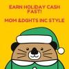Teenpreneurs – 3 ways to earn fast holiday cash!