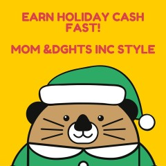 Teenpreneurs – 3 ways to earn fast holiday cash!