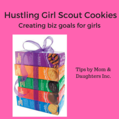 Why hustling Girl Scout Cookies helps girls develop their biz savvy