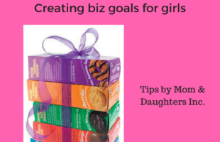 Why hustling Girl Scout cookies teaches girls how to be young entrepreneurs